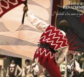 Fonds d'écran de la Fête de la Renaissance - drapeaux