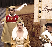 Fond d'écran de la Fête de la Renaissance - inauguration