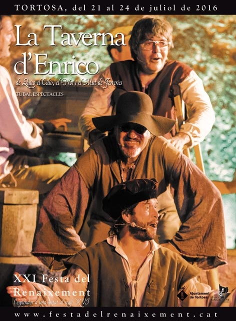 Taverna Enrico XX Festa del Renaixement